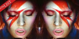 thelist ziggy stardust beauty inspiration