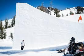 Snowboard Terrain Park Design Looking Up The Skirt Of Terrain Park Design Transworld