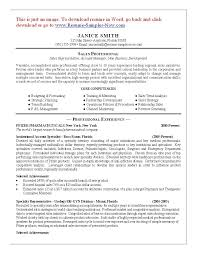 Cosmetology Resumes Template Resume Builder