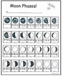 Phases Of The Moon Chart For Kids Moon Phases Calendar For Kids Yahoo Image Search Results