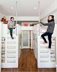 teen walk in closet. Perfect Walk Loft Bed With Closet  Bunk Beds U0026 Closet Space For Teenage Daughters Throughout Teen Walk In E