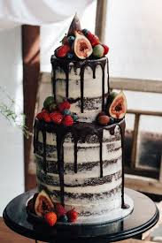 Cake Desserts Chocolate Wedding Cakes Of The Yummiest Brides