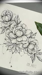 Flower Bunch Tattoo Sketch 231 Best Tattoo Images On Pinterest