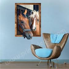 horse frame wall decal on horse wall decor stickers with horse frame wall decal large wall decals primedecals