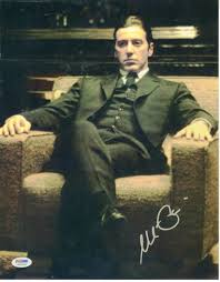 Lot Detail Al Pacino The Godfather Signed 11 X 14 Photo