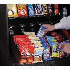 Snacks For Vending Machines Enchanting 48 Column Snack Vending Machine Tabletop Snack Vending Machines