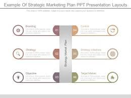 Marketing Plan Ppt Example Example Of Strategic Marketing Plan Ppt Presentation Layouts