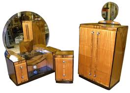 art bedroom furniture. art deco bedroom suite leo jiranek streamline design fit for a queen furniture