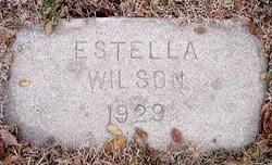 Estella Manning Wilson (1891-1929) - Find A Grave Memorial