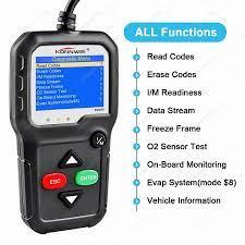 Obd2 Tarayıcı Araba Için Obd Teşhis Otomatik Teşhis-Aracı Konnwei Kw680  Okumak Net Hata Hata Kodları