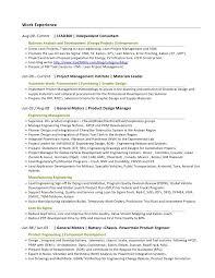 Powertrain Test Engineer Sample Resume 6 Engineer University Of