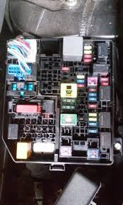 mitsubishi outlander phev forum \u2022 view topic where is the drl realy? daytime running lights fuse box here's my fuse box