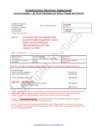 invoice sample pdf construction invoice sample pdfsimpli