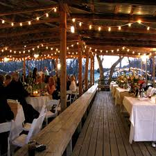 outside wedding lighting ideas. Beautiful Outside Outdoor Wedding Reception Lighting Ideas Awesome Lights 19  Astounding Intended Outside G