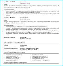 nurse personal statement cv personal statement nursing how to write a personal
