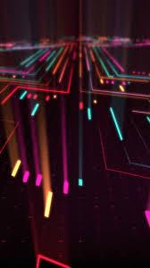 1080x1920 abstract, neon, digital art ...