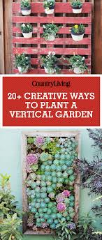 Vertical Kitchen Garden 26 Creative Ways To Plant A Vertical Garden How To Make A
