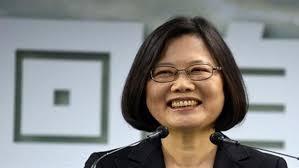 تايبيه - تساي إنغ- وين أول إمرأة تتولى رئاسة تايوان