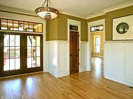 white doors with wood trim white interior doors with stained wood trim stained door with white
