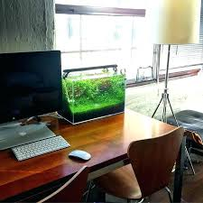 I Office Desk Fish Tank With Desktop  Large Size Of Office Bunch Ideas