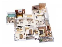 4 bedroom apartment house plans sims ideasbedroom apartmentapartment designapartment ideashouse floor