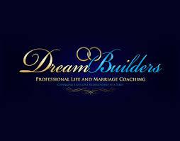 Blue And Gold Design Professional Marriage Coaching Logo Custom Gold And Aqua