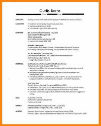 8 Complete Resume Sample Fresh Graduate Handyman Resume