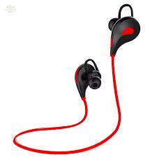 Tai Nghe Dsgg Bluetooth 4.1 Với Microphone Tai Nghe Không Dây Thời Trang Âm  Nhạc Dành Cho iPhone 7 Plus HUAWEI Mate 9
