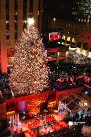 Daley Center Tree Lighting Rockefeller Center Tree Lighting Diana Ross Shines Tony