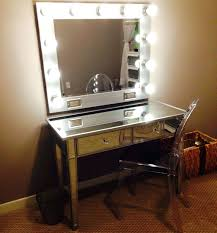 charming makeup table mirror lights. Makeup Vanity Table With Lighted Mirror Charming And Modern Mirrors Built In Cheap Lights F