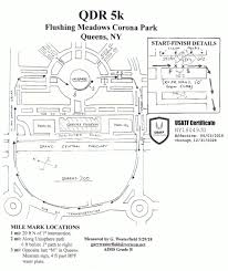 Flushing Meadows Corona Park Seating Chart The Queens New Years Eve 5k 2019 Elitefeats