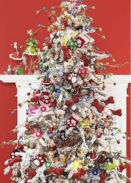 A Pet Themed Christmas Tree By Outdoor Galore  Christmas Galore Cat Themed Christmas Tree