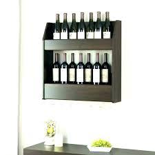 ikea wine racks hanging glass rack wall mounted insert