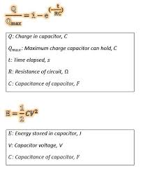 introduction how to calculate charging time energy of your supercapacitor