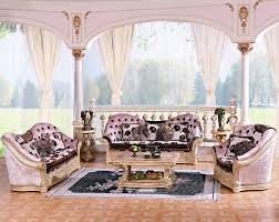 Victorian Style Living Room Furniture Luxury Classic European Style Living Room Set Traditional