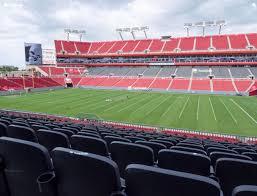 Raymond James Stadium Section 238 Seat Views Seatgeek