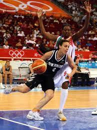 Angela Marino   New Zealand Olympic Team