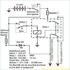 12 volt flasher wiring diagram michaelhannan co 12 volt led flasher circuit diagram wiring brake light inspirational switch