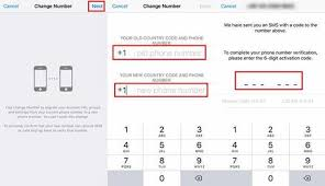 How To Change Your Phone Number How Can I Change The Phone Number Of Whatsapp On Iphone Messhelper