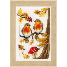 Vervaco Cross Stitch Charts