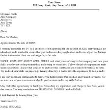 Folow Up Letter Follow Up Letter Example After Submitting A Cv Icover Org Uk