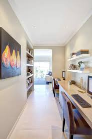 two desk office layout. Office. Good Looking Modern Home Office Designs. Space Saving Layout With Two Desk I