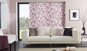 patterned vertical blinds express