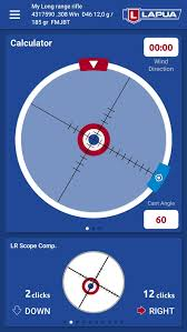 Long Range Trajectory Chart Best Ballistic Calculators For Improved Long Range Shooting
