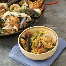 Seafood Paella Recipe - David Joud ...