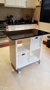 Ikea Kallax Hack for Kitchen Island Bla Pinterest