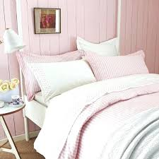 pink black and white comforter sets set elegant bedroom with striped bedding cotton co