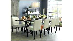 crate and barrel halo table crate and barrel kitchen table crate and barrel dining table in