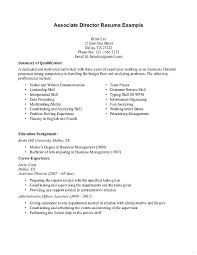 High Schooluate Resume Samples Associates Degree Sample Entry