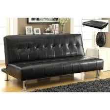 faux leather futon loft faux leather futon white faux leather futon sofa bed